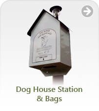 Dog House Station & Bags