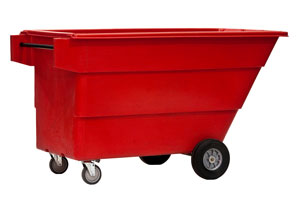 Wheeled Poly Carts